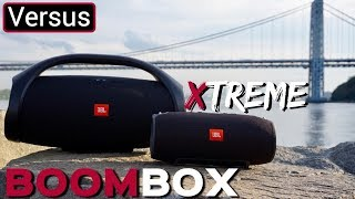 Download JBL BOOMBOX Vs JBL Xtreme - Does Size Mean Everything? Video