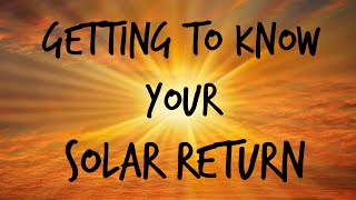 Download SOLAR RETURN Video