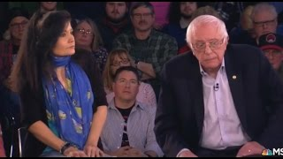 Download Bernie DESTROYS Trump Voters at Town Hall, They Don't Even Realize It Video