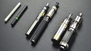 Download Comparing Different Types of Ecigs and Vapes Video