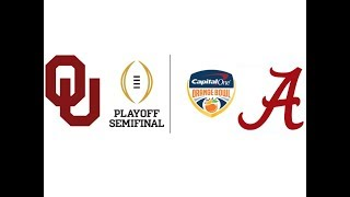 Download 2018 Orange Bowl, #4 Oklahoma vs #1 Alabama (Highlights) Video