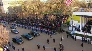 Download Secret Service makes final Inauguration Day preparations Video