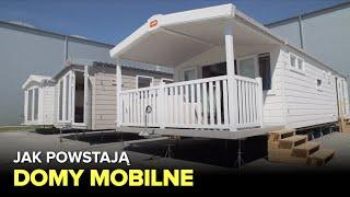 Download Fabryka domów mobilnych - Fabryki w Polsce Video