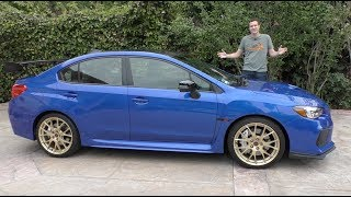 Download The $50,000 Subaru WRX STI Type RA Is the Most Expensive Subaru Ever Video