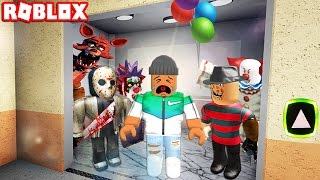 Download THE ROBLOX HORROR ELEVATOR Video