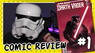Download Darth Vader: Dark Lord of the Sith - #1 - REVIEW | Star Wars Comics Video