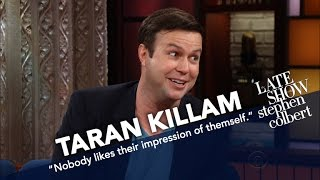 Download Taran Killam Is A Master Of Impressions Video
