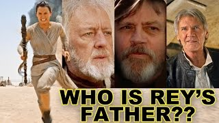 Download Who is Rey's Father? - Star Wars The Force Awakens Video