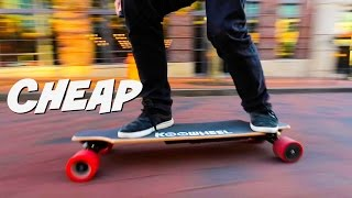Download CHEAPEST ELECTRIC SKATEBOARD - Tested to the Limit Video