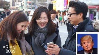 Download What Koreans Think of Donald Trump | 도날드 트럼프에 대한 한국사람들의 생각 | 韓国人がドナルド・トランプについてどう思っているか Video