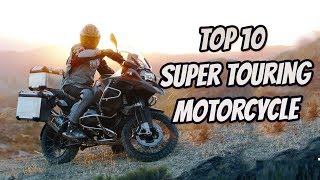 Download TOP 10 BEST TOURING MOTORCYCLE Video