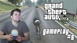 Download GTA V - GAMEPLAY #5 [FRANK MATANO] Video