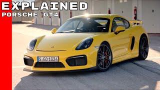Download Porsche GT4 Explained Video