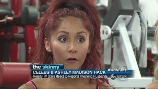 Download Celebrities React To Ashley Madison Scandal | ABC News Video