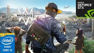 Download Watch Dogs 2 gameplay i5 4460 / GTX 1060 6GB Video