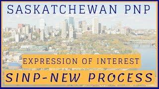 Download 🇨🇦 SINP - New EOI process Video