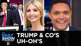 Download Manafort's Double Flip, Trump's Climate Change Gibberish & Ivanka's Email Snafu | The Daily Show Video