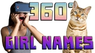 Download How to Name Your Female Cat (360 Video) Video