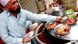 Download Pakistani Street Food | Siri Paya | Peshawari Nashta | Peshawari siri paya | Street Food in Pakistan Video