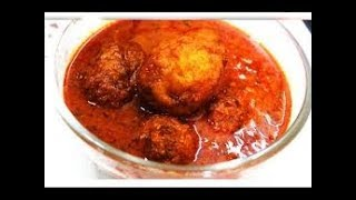 Download How to Make Mumbai Restaurant Style Anda Egg Curry | एग करी | Easy Cook with Food Junction Video