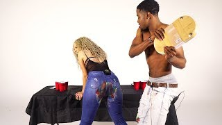 Download BLIND DATES GET FREAKY ON THE FIRST DATE!!! BEER PONG EDITION!! (UNCUT) Video