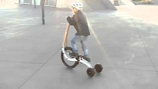 Download How to ride a Halfbike :) Video