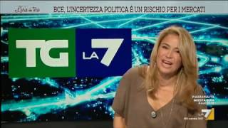 Download Brutti scherzi del Referendum: la giornalista Cristina Fantoni scompare all'improvviso dal video Video