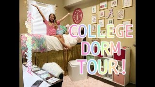 Download COLLEGE DORM TOUR | UNIVERSITY OF ALABAMA | PRESIDENTIAL VILLAGE Video