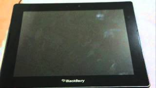 Download Leaked Blackberry Playbook with 10 inch display and quad core processor Video