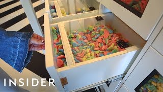 Download Candy Store Has 160 Drawers Of Bulk Candy Video