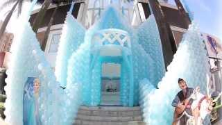 Download Cenário Balões - Frozen Video