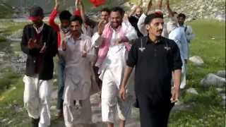 Download NSF remembering its GB Martyrs in Shonter Valley Tehsil Sharda - AJK 30/08/12 Video