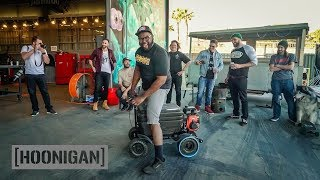 Download [HOONIGAN] Daily Transmission 007: Motorized Drift-Cooler Drinking Games with GNARPM Video