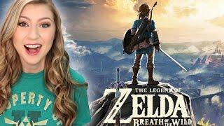 Download Legend of Zelda: Breath of the Wild NEW GAMEPLAY Video