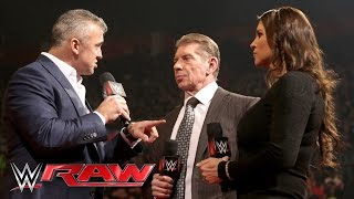 Download Shane McMahon returns to WWE: Raw, February 22, 2016 Video