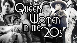 Download Fantastic Queer Black Women & Where to Find Them: Harlem Renaissance Video