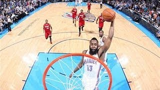 Download James Harden`s Top 5 Plays of the Season Video