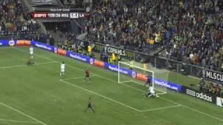Download 2009 MLS Cup: Real Salt Lake vs. LA Galaxy Video