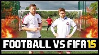 Download FOOTBALL VS FIFA WITH MY BRO! Video