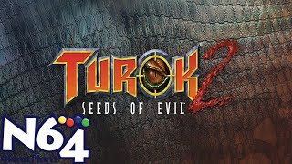 Download Turok 2 : Seeds Of Evil - Nintendo 64 Review - HD Video