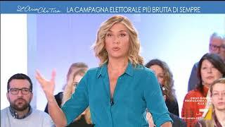 Download L'aria che tira - Da Prodi a Berlusconi, ritorno al futuro (Puntata 23/02/2018) Video