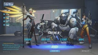 Download Overwatch Storm Rising Gameplay - Overwatch Archives Event 2019 Video