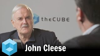 Download John Cleese - ServiceNow Knowledge15 - theCUBE Video