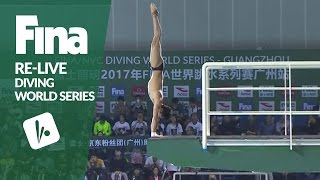 Download Re-Live | FINA/NVC Diving World Series 2017 #2 Guangzhou | Day 3 Video