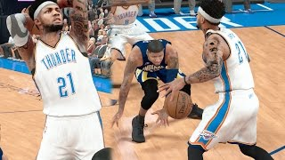 Download NBA 2k17 MyCAREER - Scoring 113 Points Combined with Big OK3! Final Game of 2016! Ep. 120 Video