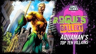Download 10 Greatest Aquaman Villains - Rogues' Gallery Video