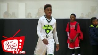 Download LeBron James Jr. Shows Crazy VISION and HANDLES! | North Coast Blue Chips #NCBC Video