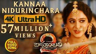Download Kanna Nidurinchara Video Song - Baahubali 2 Video Songs   Prabhas, Anushka Video