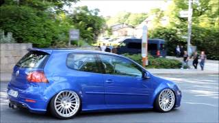 Download Best of VW Golf IV & V R32 Sounds 2016 Video