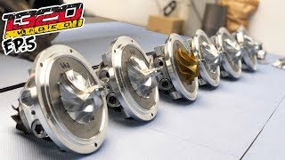 Download Testing Turbos..at 120,000 RPM!! (Germany: EP-5) Video